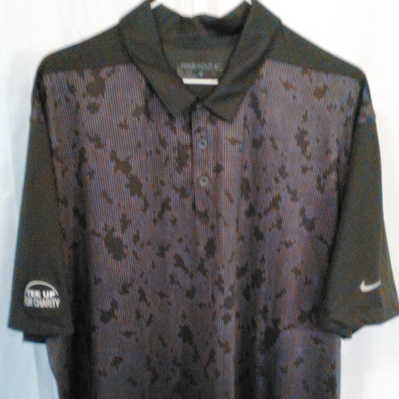 Nike Other - Nike Special Print Tee Up For Charity Shirt (XL)
